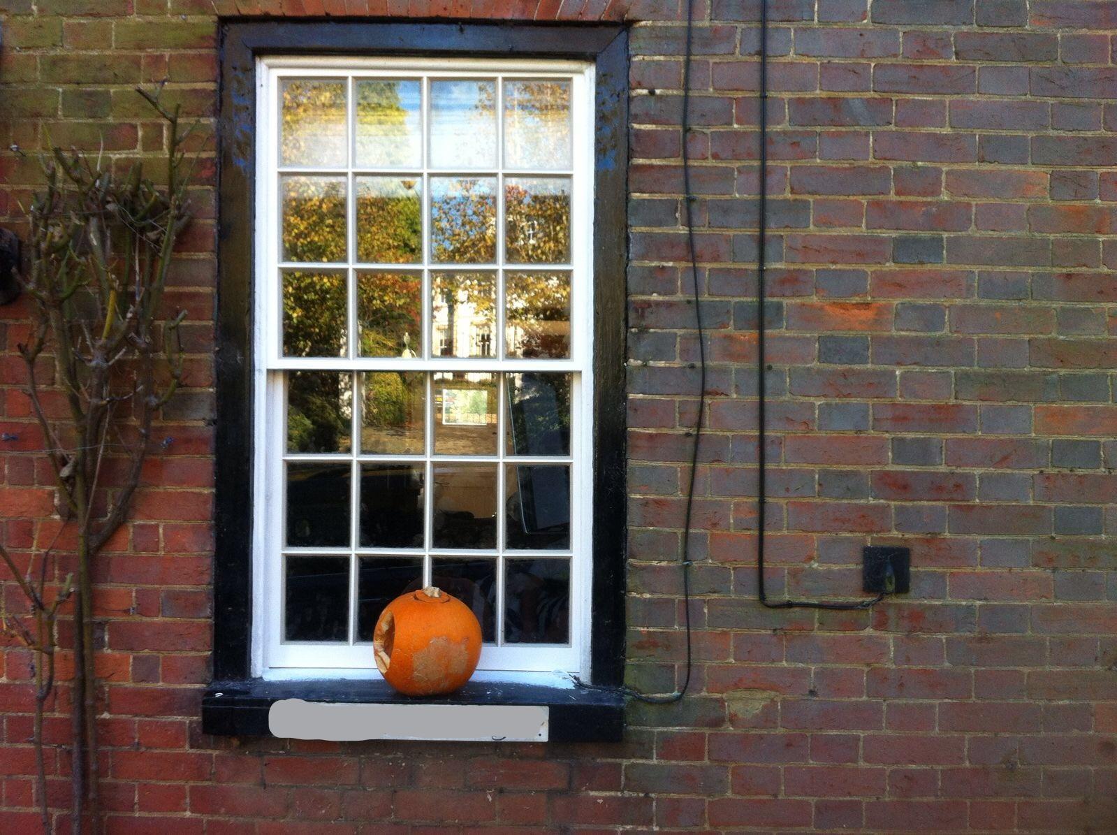 Sash Window Refurbishment   Plaxtol